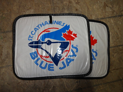 ST. CATHARINES BLUE JAYS SEAT COVERS