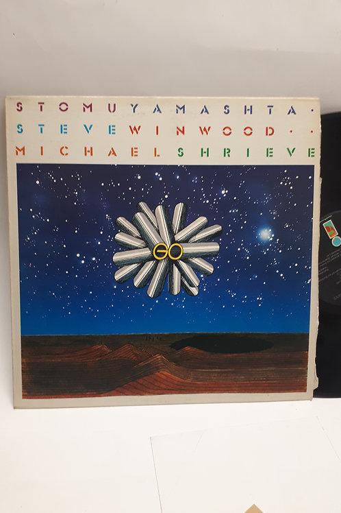 Stomu Yamashta* /Steve Winwood/Michael Shrieve–Go