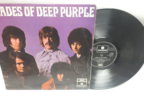 Deep Purple–Shades Of Deep Purple 1st Press