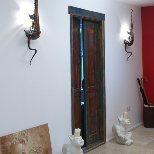 Copper Wall lights