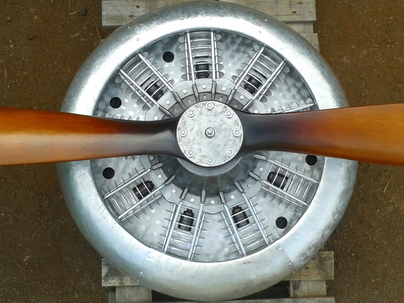 Bentley BR1 Lamp Prop