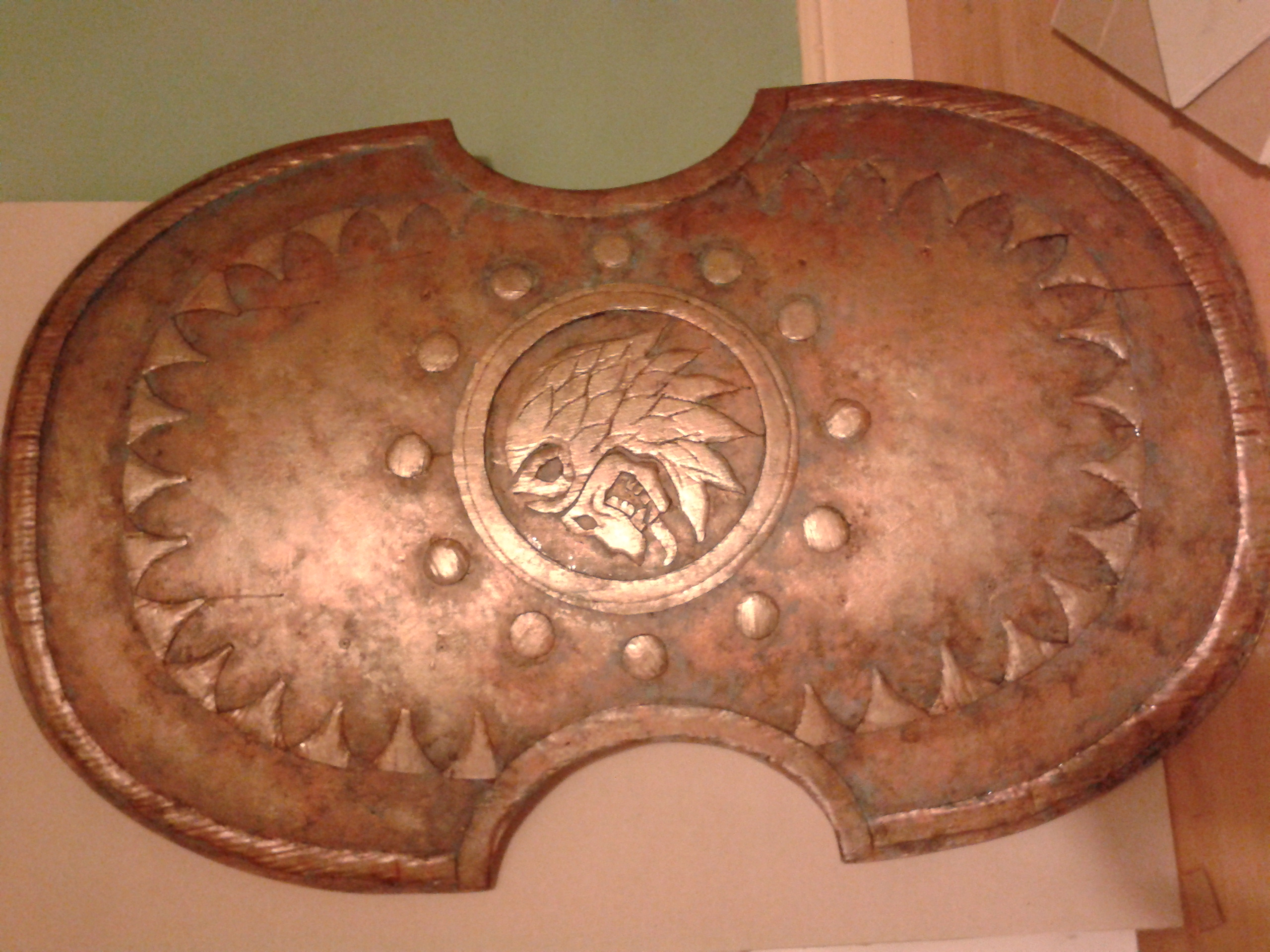 Trojan Shield Prop