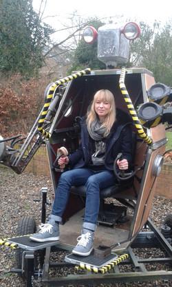 Gian Robot Sara Cox