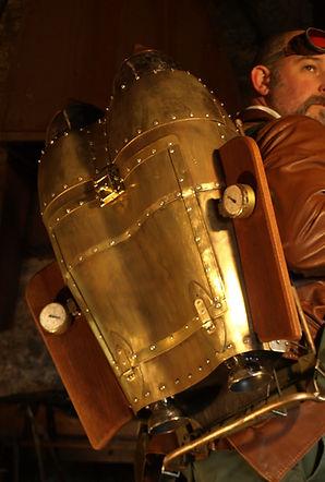 Steampunk Rocketpack