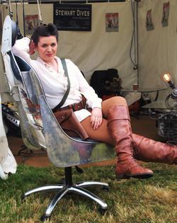 Squadron Leader Chair