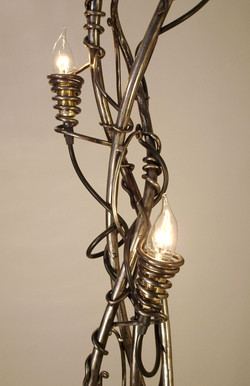 Coiled Lamp