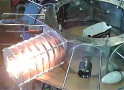 Bentley BR1 Lamp