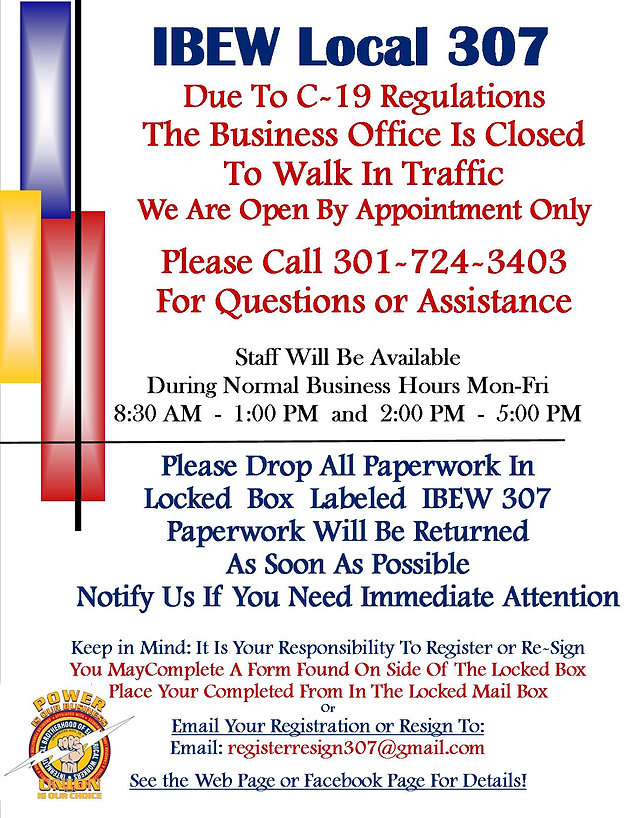 Closed To Walk Ins COVID 19 Hours.jpg