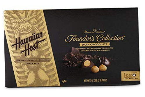 Hawaiian Host Founders Chocolates