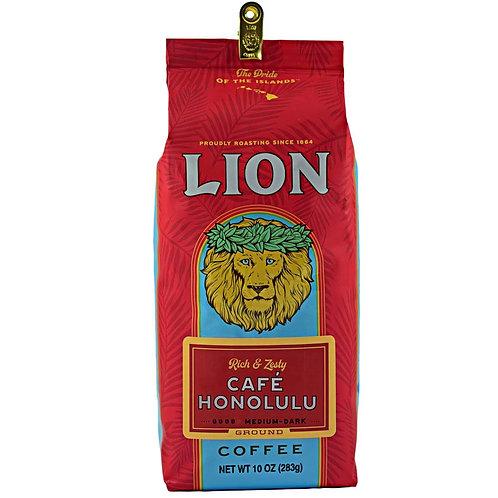 Lion Cafe Honolulu Coffee