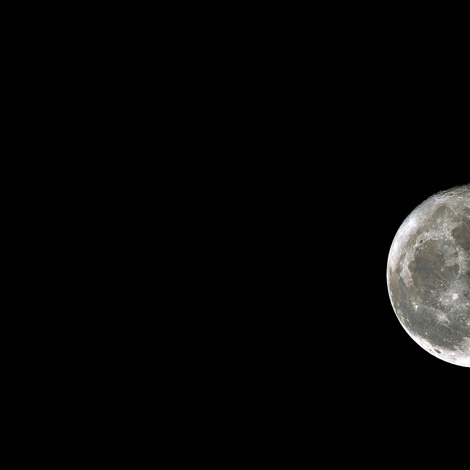 Conjunción Luna - Marte