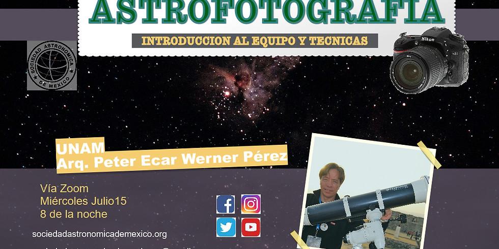 Introducción al Equipo y Técnicas en Astrofotografía