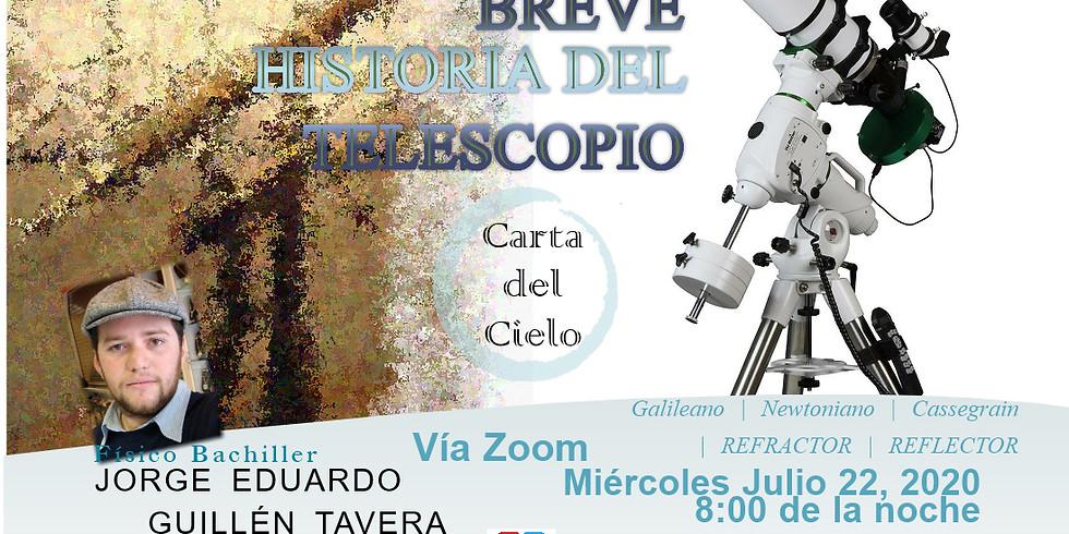 Breve Historia del Telescopio