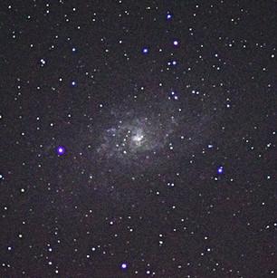 M33 Galaxia del Triángulo