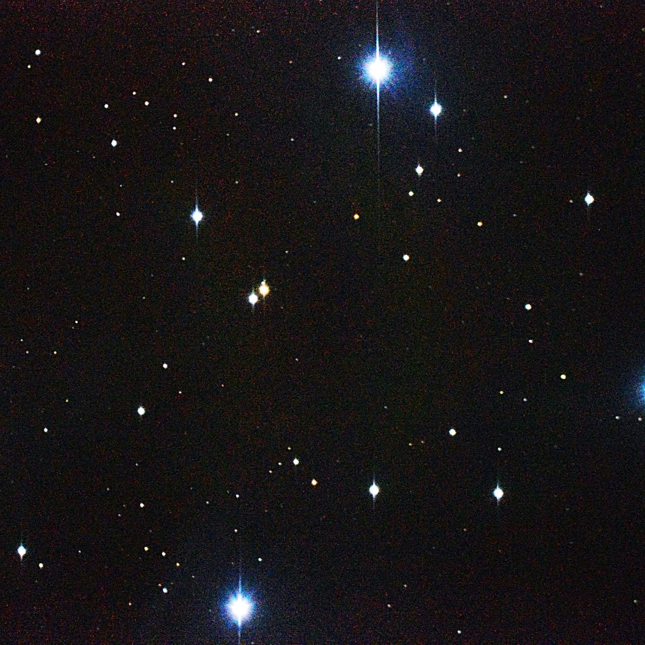 Pleiades, M45