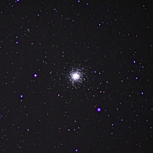 Cúmulo globular M13 en Hércules