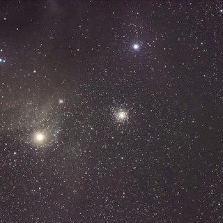 Antares, M4 y NGC6144