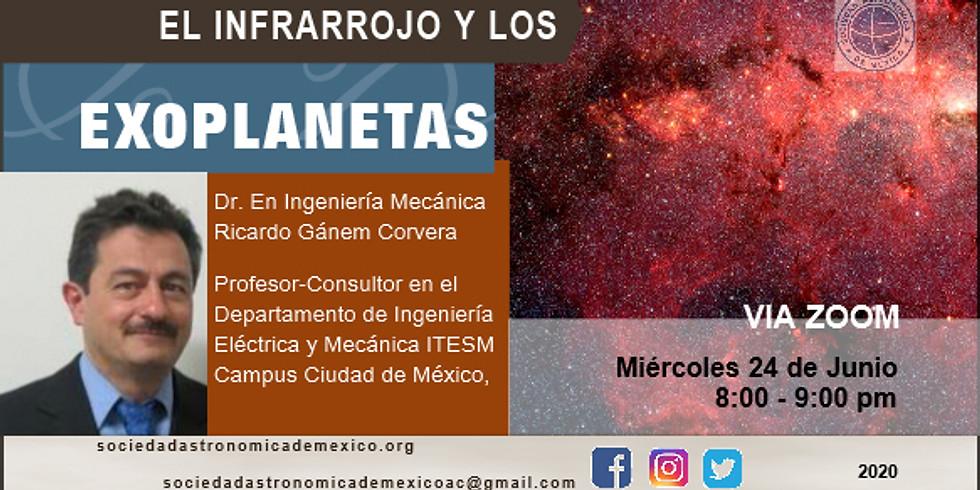 El infrarrojo y los planetas