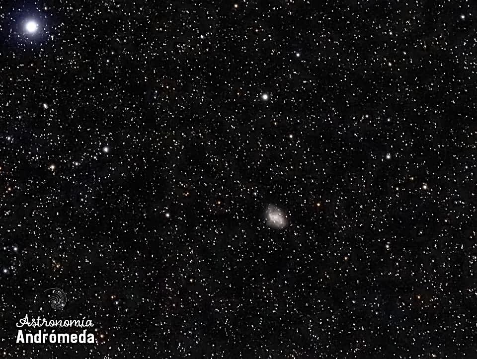 Nebulosa del cangrejo M1