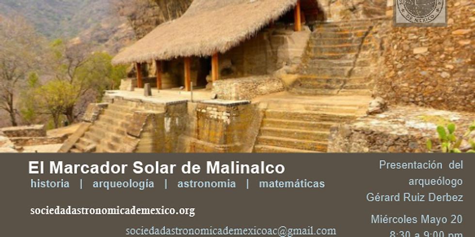 El Marcador solar de Malinalco