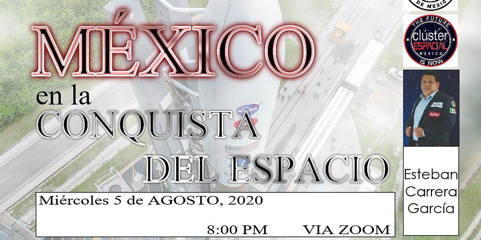 México en la Conquista del Espacio