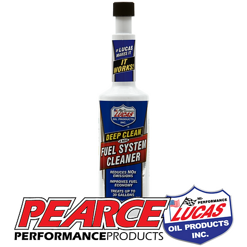 Deep Clean Fuel System Cleaner 473ml