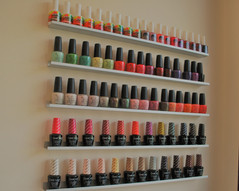 Some of the gel polishes over 200 colours avaliable!!