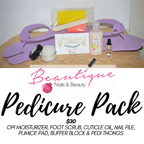 Pedicure Pack