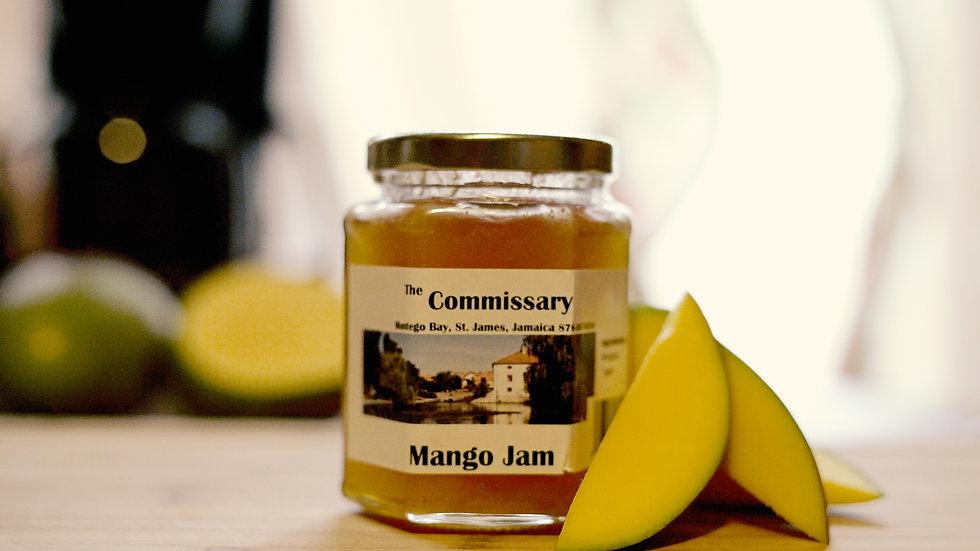 Mango Jam 6.5 ounce