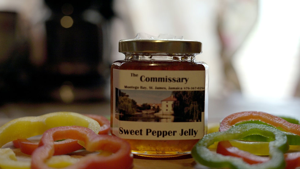 Sweet Pepper Jelly 9.5 ounce