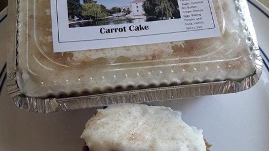 Commissary Carrot Cake