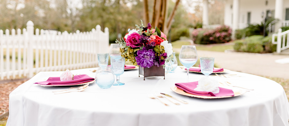 2 Budget Saving Tips for Your Wedding Florals