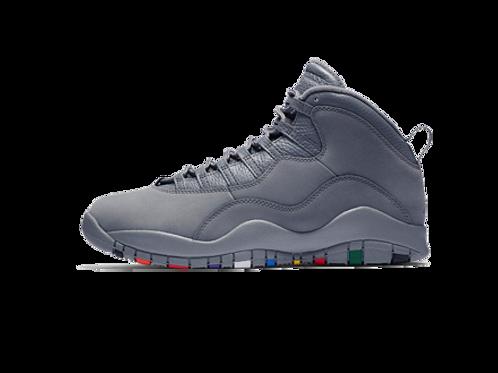 Jordan X Cool Grey