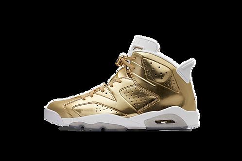 Jordan VI Gold