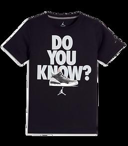 Jordan AJ 3 CNXN Do You Know?