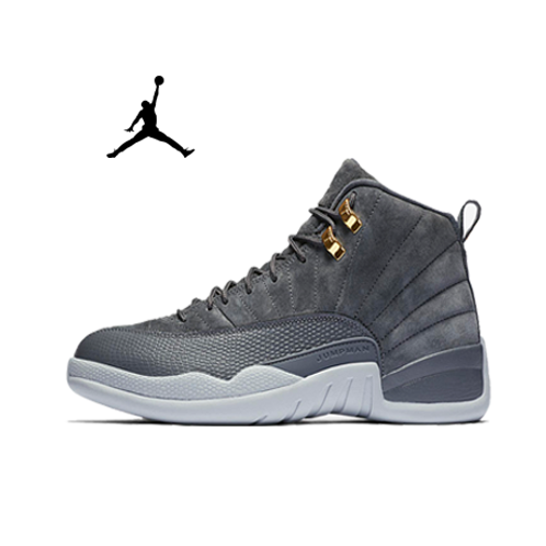 Jordan XII Wolf Grey