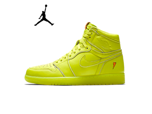 Jordan I Lemon Lime
