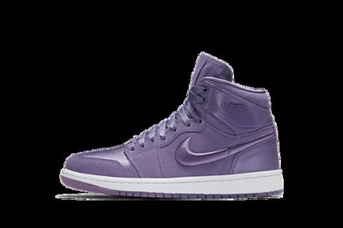 Jordan I Purple Earth