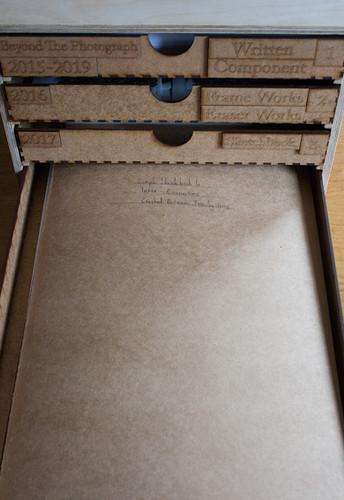 Drawer 3 - Sketchbooks