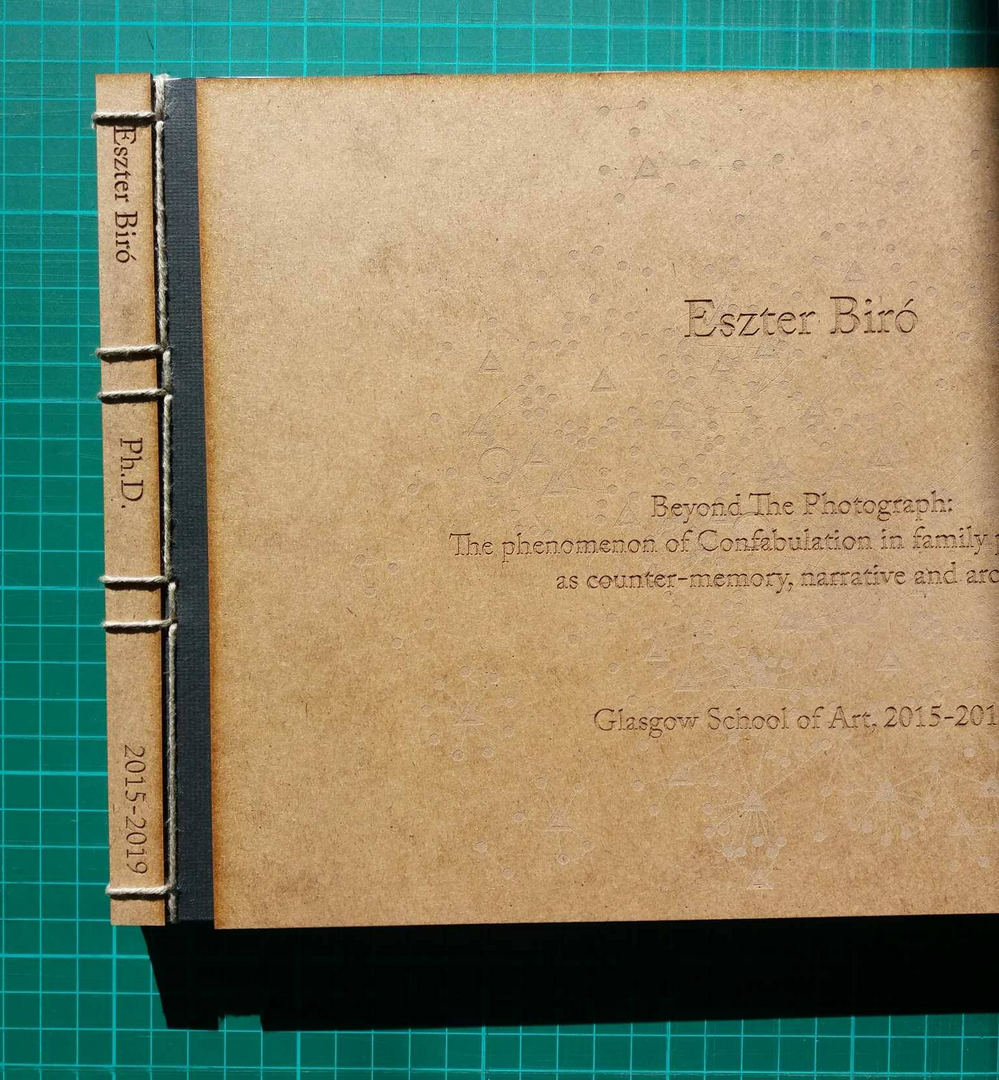 The bound written component