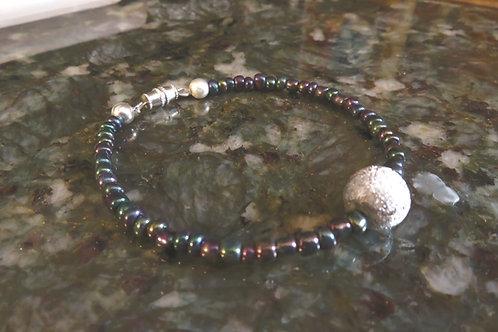 Rockstar Stardust Multi Color Glass (55) - Bracelet : Beaded