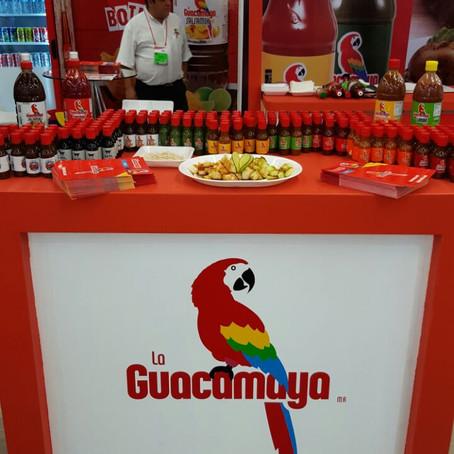 La Guacamaya en Expo ANTAD y Alimentaria 2016