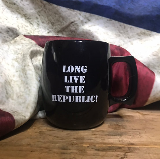 """Long Live The Republic"" Mug"