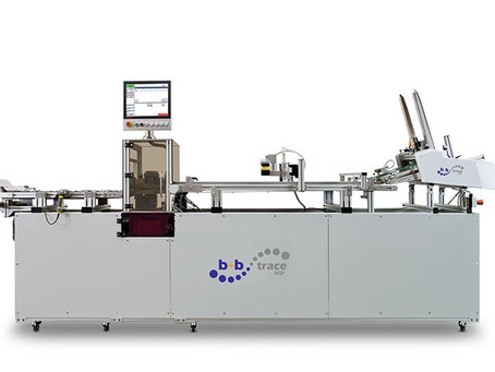 STURM VERPACKUNGEN - Friction feeder with integrated printer