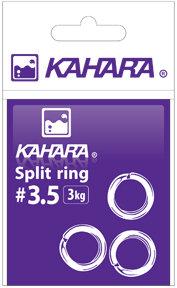 Kahara Split Ring Silver