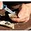 "Thumbnail: Cuda 3.5"" Titanium Bonded Shucking Knife 18182"