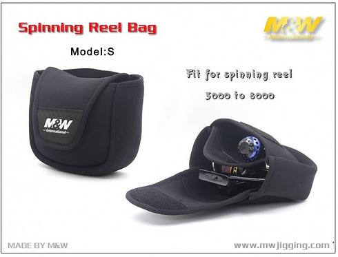 Spinning Reel S Bag M&W