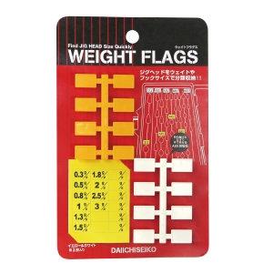 Daiichiseiko Weight Flags 32163