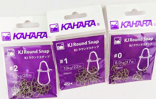 Kahara KJ Round Snap