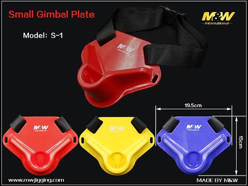 M&W Gimbal Plate S-1